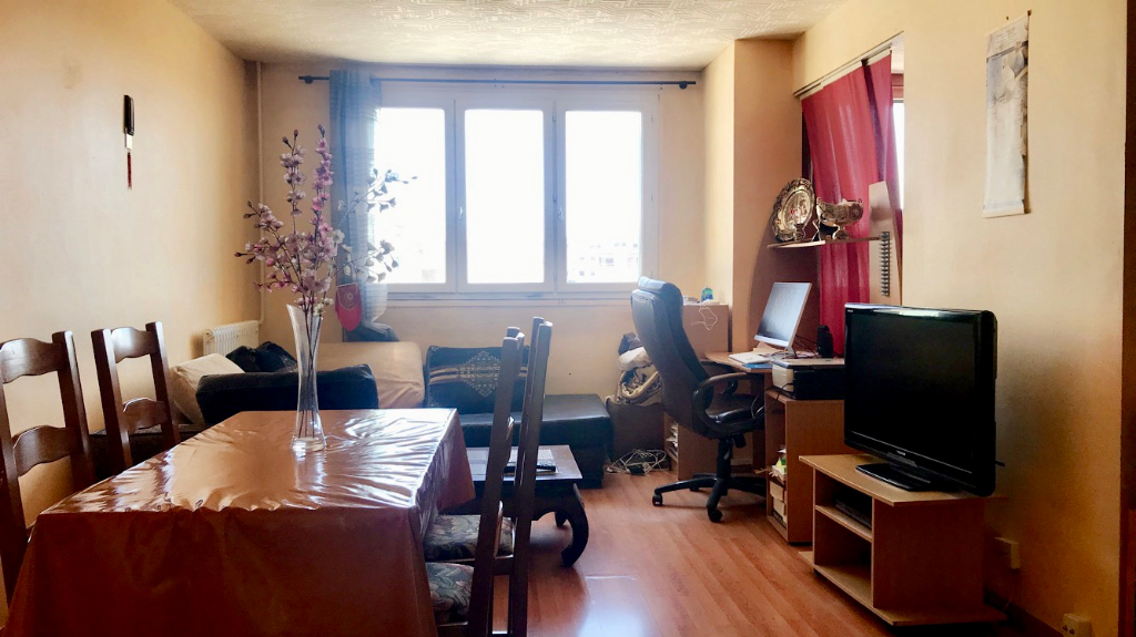 A vendre: Appartement T3 Saint Michel Marcel Langer 59 m² 149800€