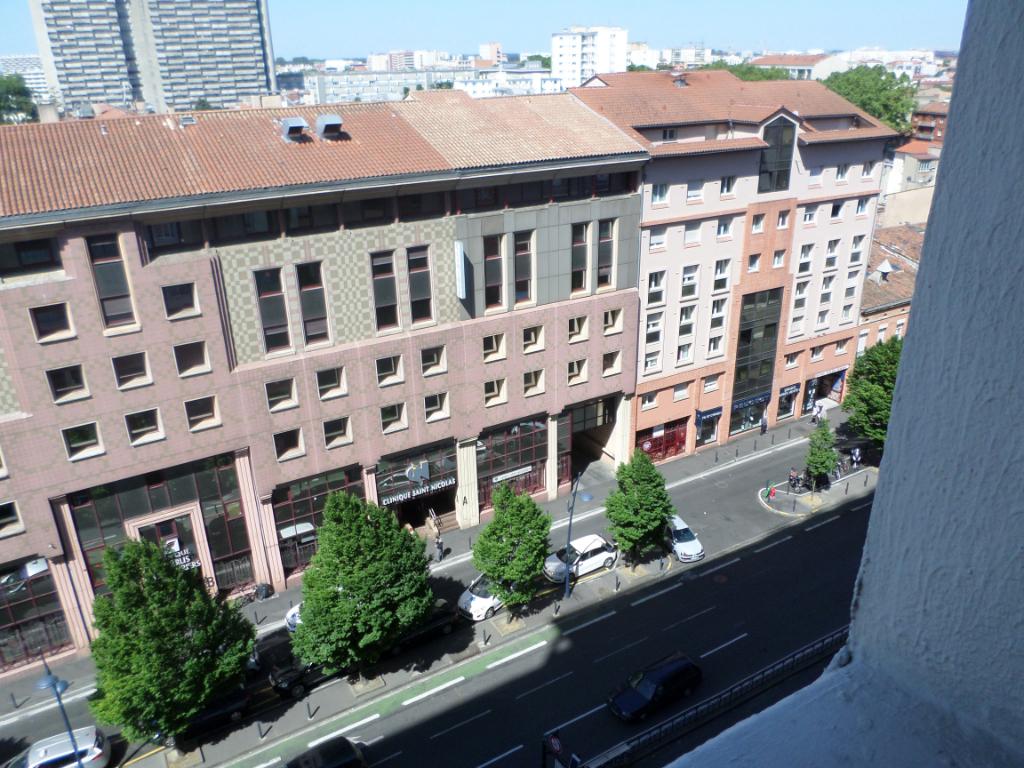 A Vendre Toulouse SAINT CYPRIEN  Appartement T2 39 m2