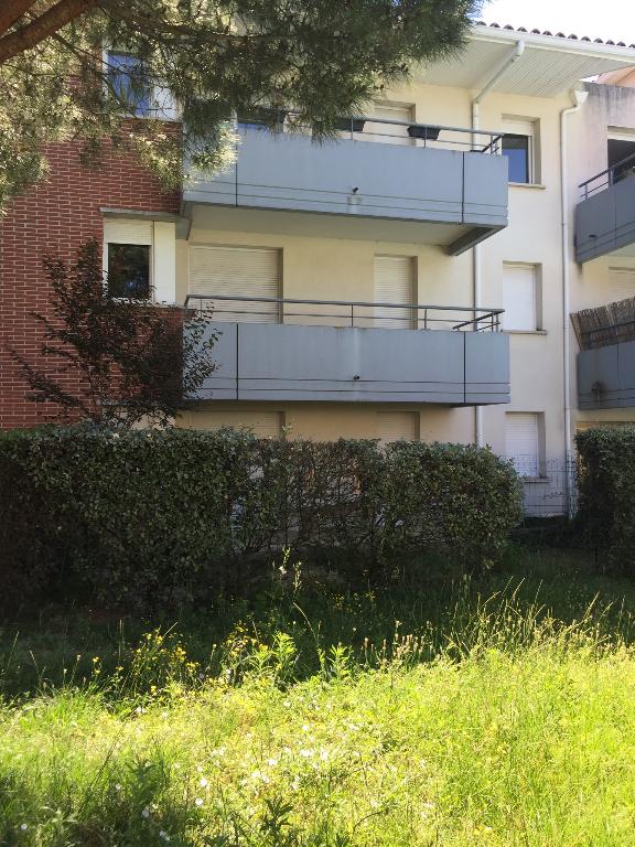 BLAGNAC : Apppartement T3 55m² rez-de-jardin, terrasse, parking et garage fermé