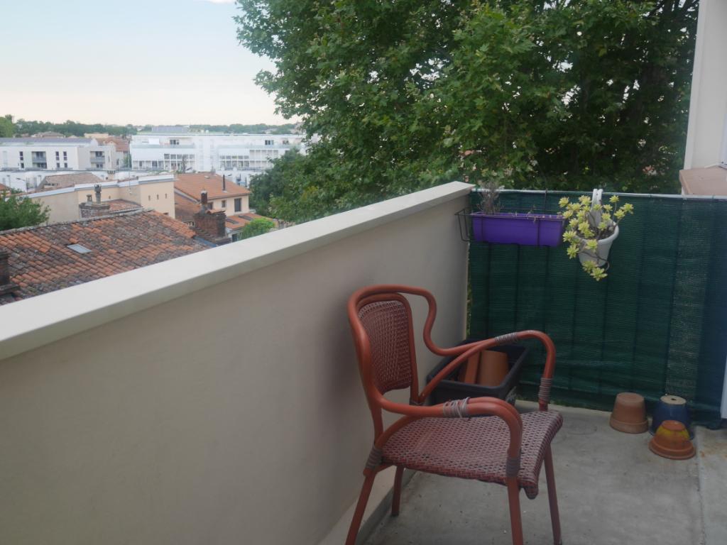 PATTE D'OIE -BOURRASSOL, Appartement Toulouse 3 pièce(s) 86 m2