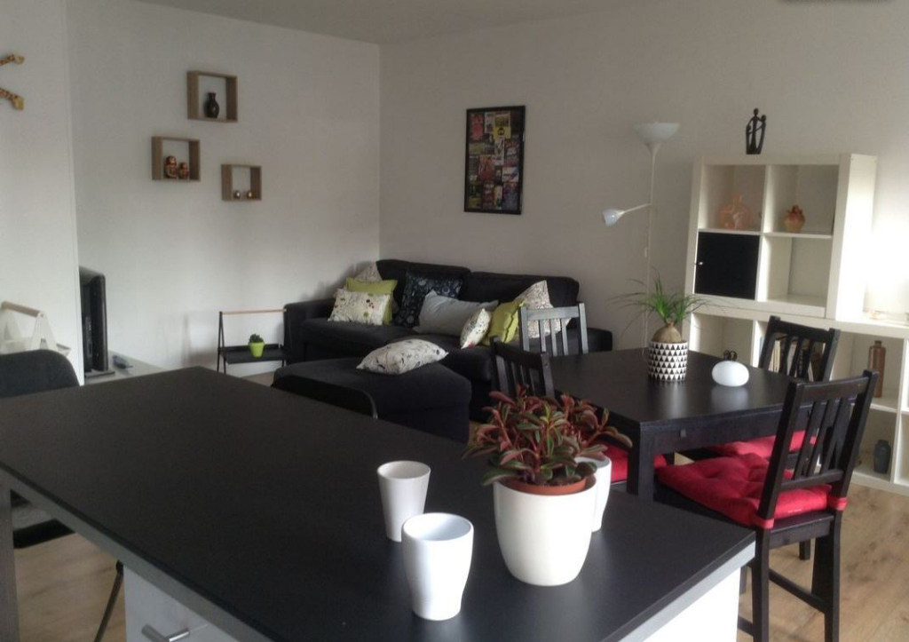 A VENDRE Toulouse ST CYPRIEN  - Appartement T2 47 m², balcon, parking