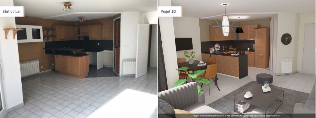 A Vendre Appartement TOULOUSE METRO ARENES