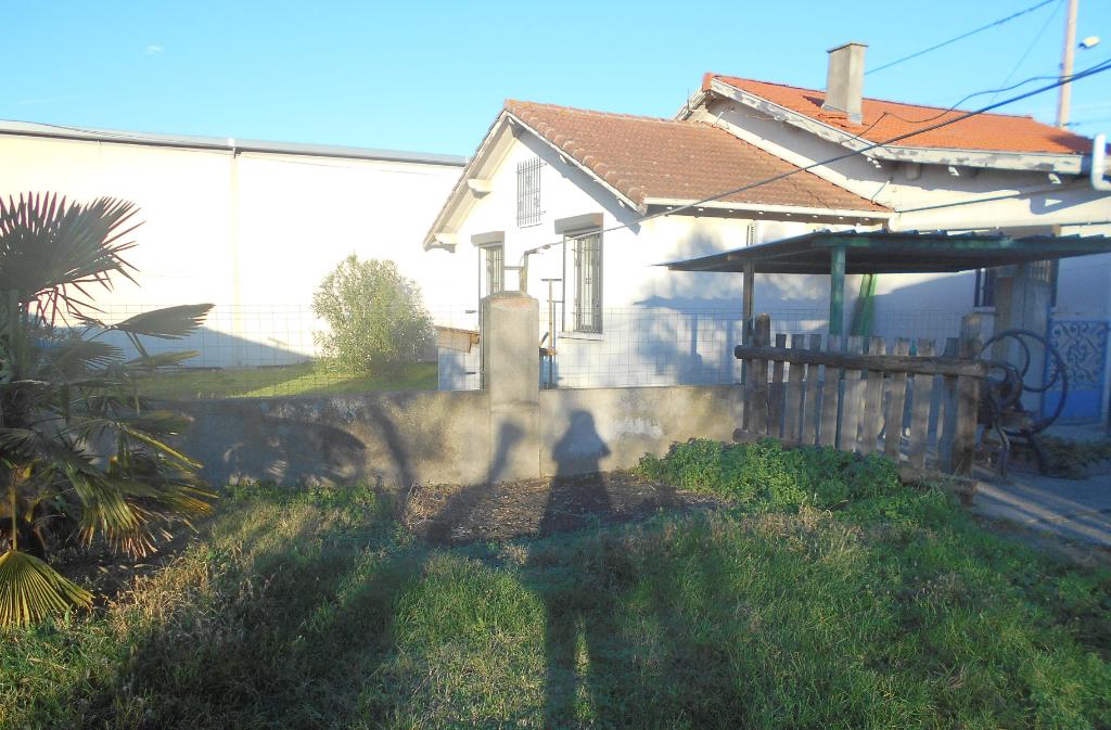 A vendre Toulouse Route d'Espagne villa T4 107 m2 garage sur parcelle 737 m²