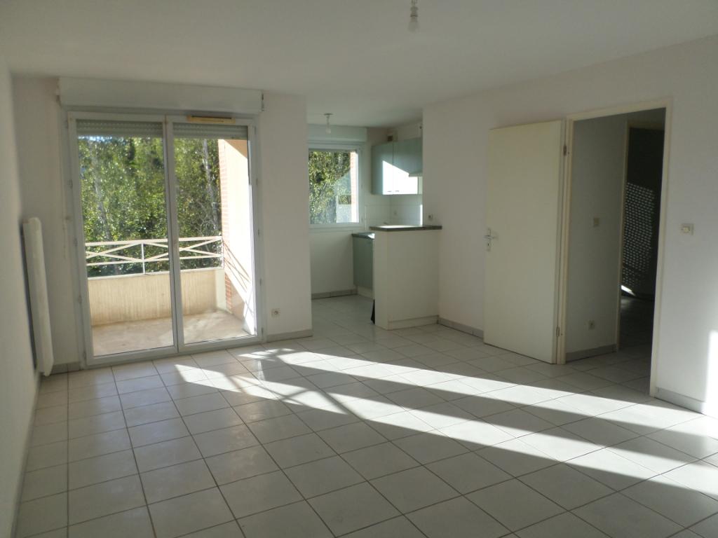 A vendre appartement Toulouse 2 pièce(s) 43 m2 . résidence avec piscine 31200 123625 €