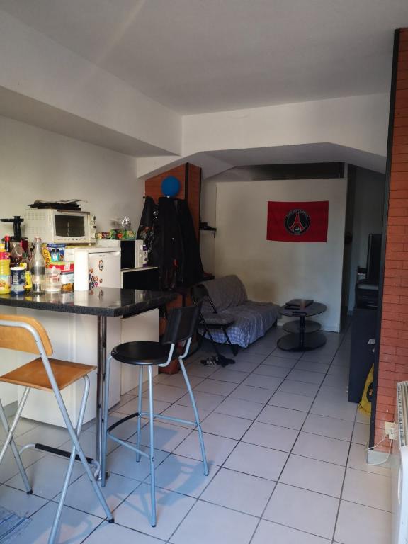 A Vendre Appartement Toulouse 1 pièce(s) 32 m2 / 84900 €HAI