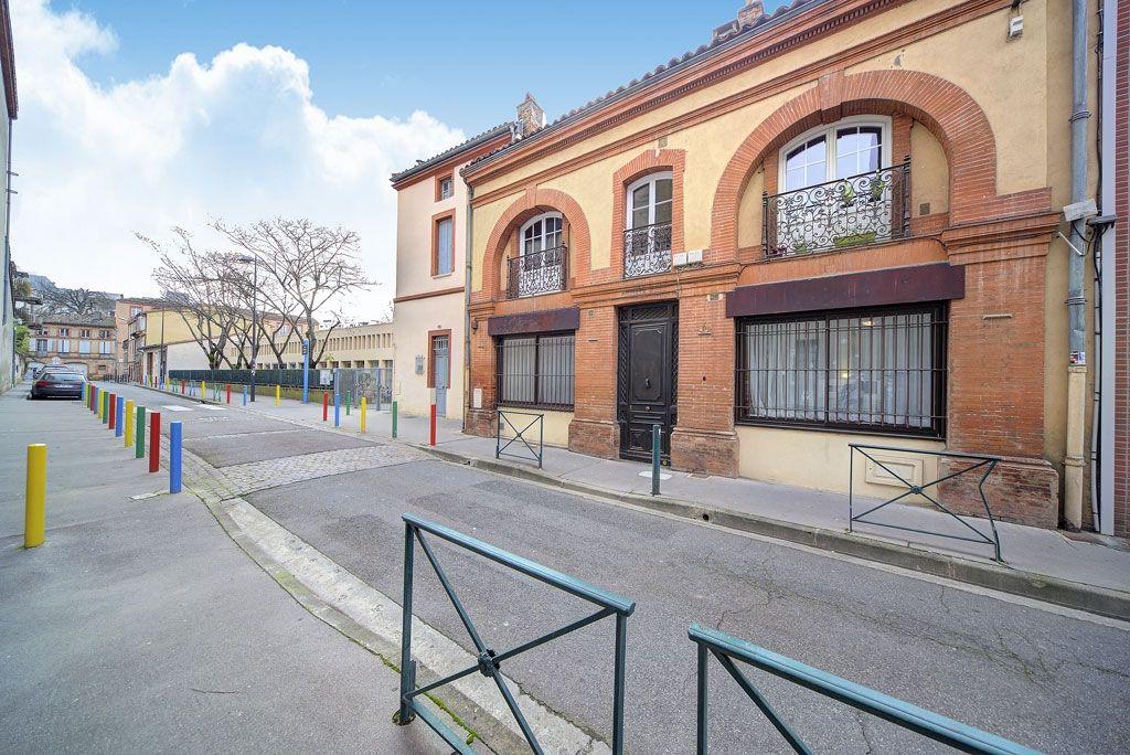 Saint Cyprien Dans petite Toulousaine, Studio meublé de 21 m²