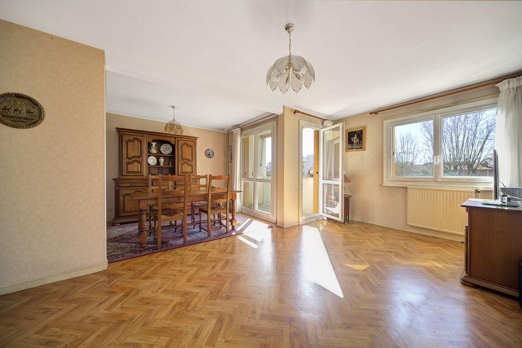 A VENDRE PATTE D'OIE  Appartement 4 pièce(s) 97 m²