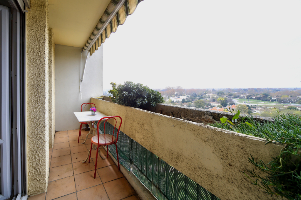 A VENDRE Appartement Toulouse Patte doie T3 , 63 m2,balcon, garage, cave