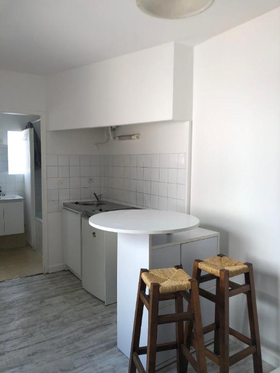 Appartement Refait à neuf  à Toulouse 1 pièce(s) 390€CC