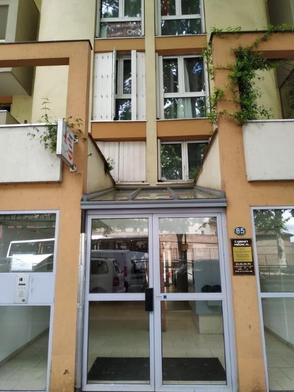 Appartement Toulouse 1 pièce(s) 24 m2