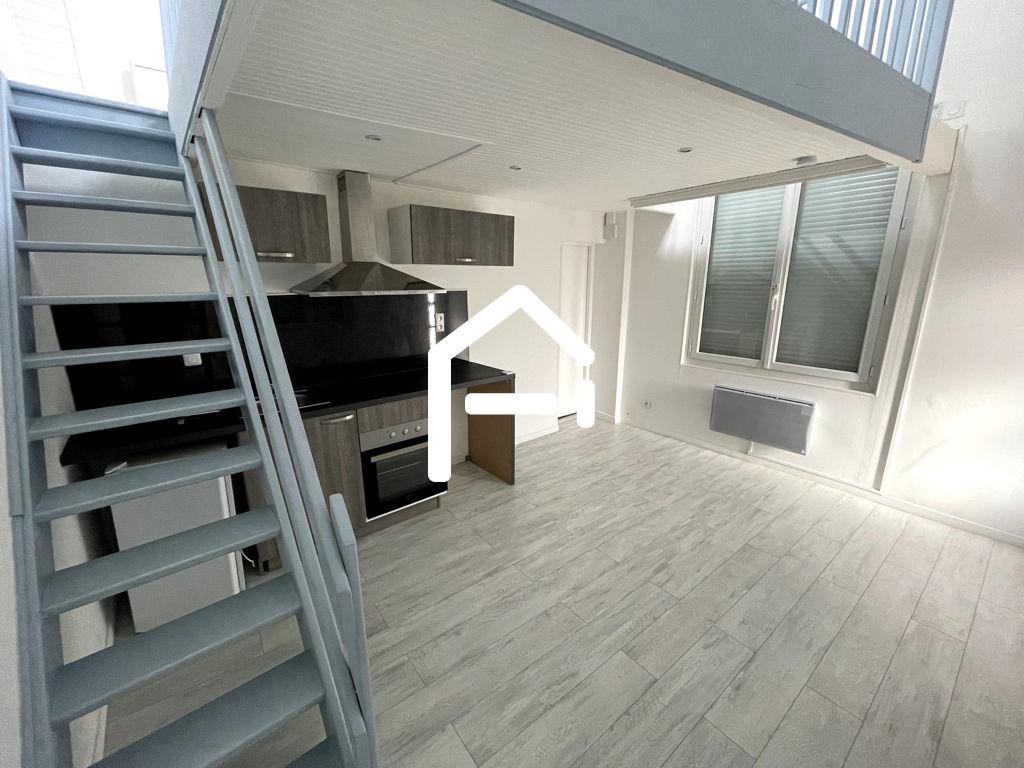 Appartement Toulouse 2 pièce(s) 27.80 m2