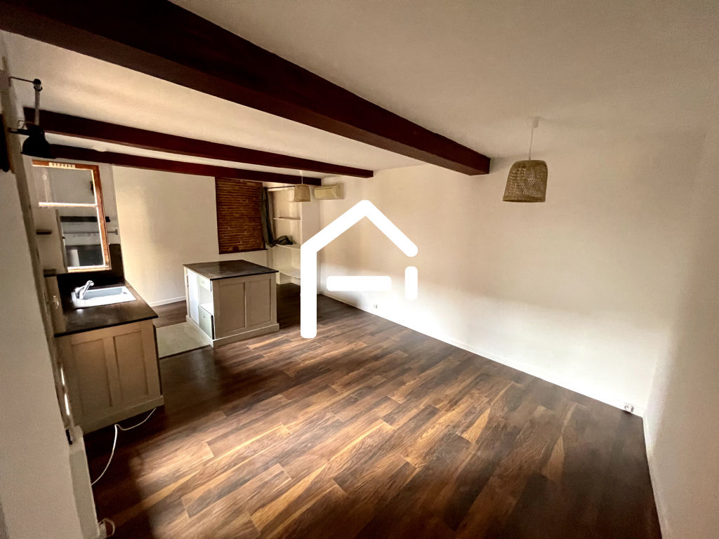 A Louer  TOULOUSE - SAINT-CYPRIEN Appartement  2 pièce(s) 43 m2