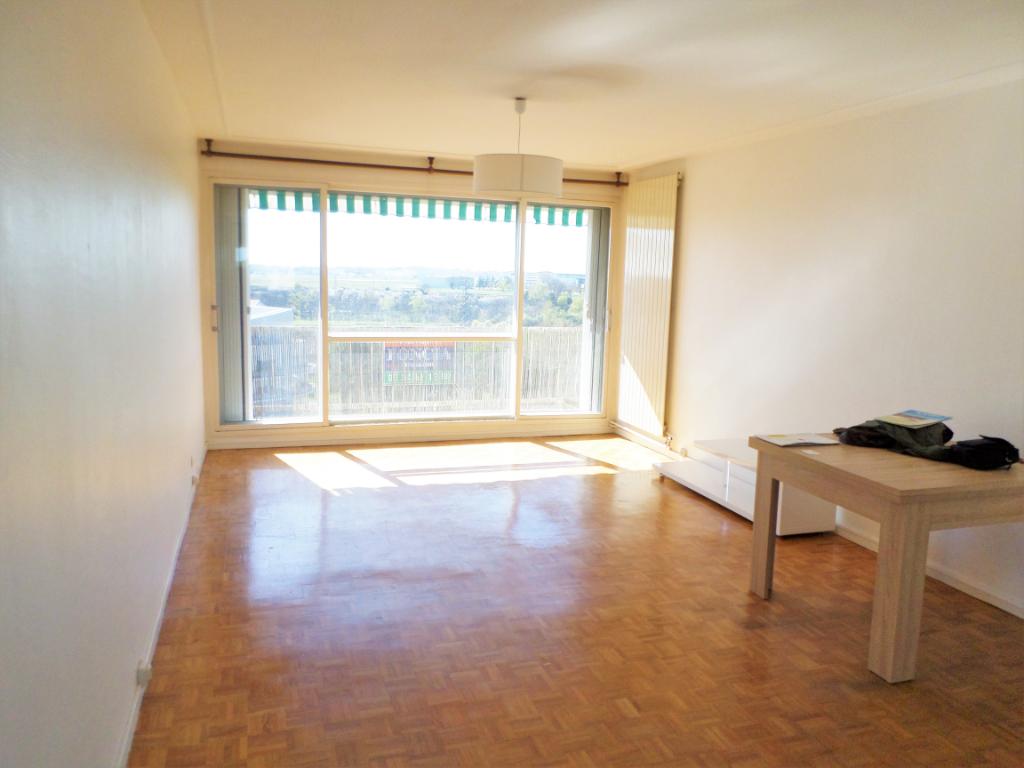 Appartement Toulouse 3 pièce(s) 69.80 m2 Traversant Purpan