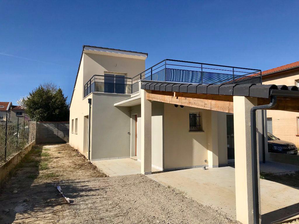 A vendre: Maison neuve, Toulouse Fontaine Lestang, 4 pièce(s) 90 m²