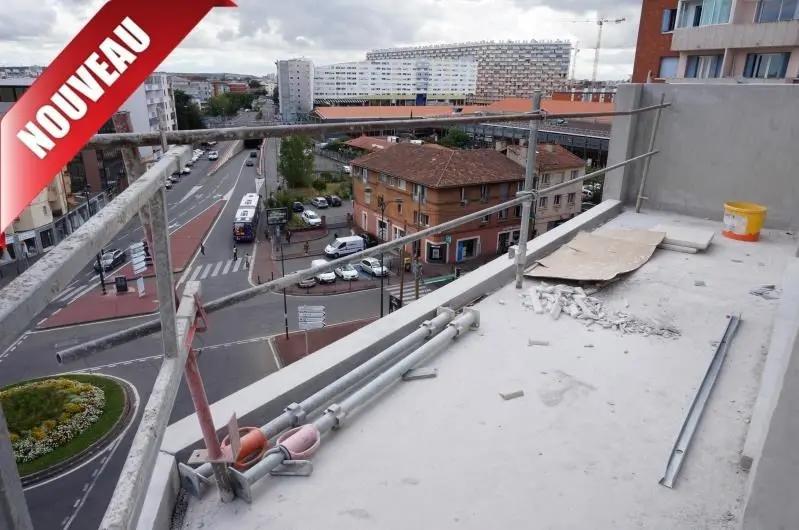 A VENDRE : Appartement T3 de 71 m² , terrasse et parking en sous-sol