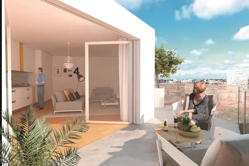 A VENDRE : Appartement T3 de 66m² , terrasse et parking en sous-sol