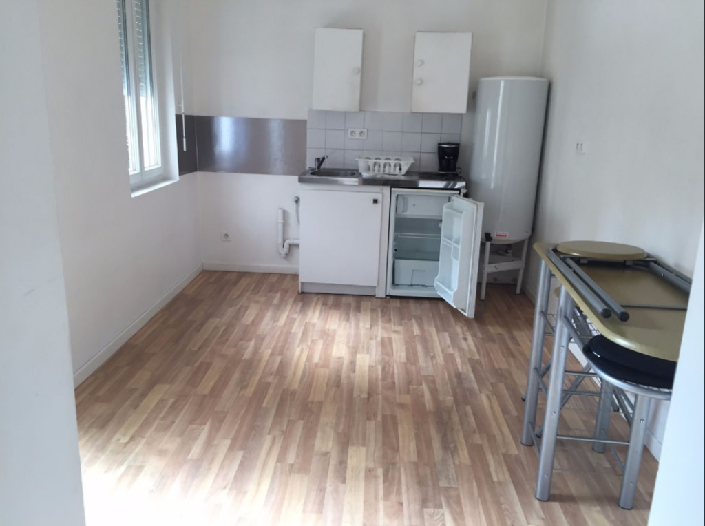 Appartement  Toulouse Barrière de Paris, T2 de 26 m²