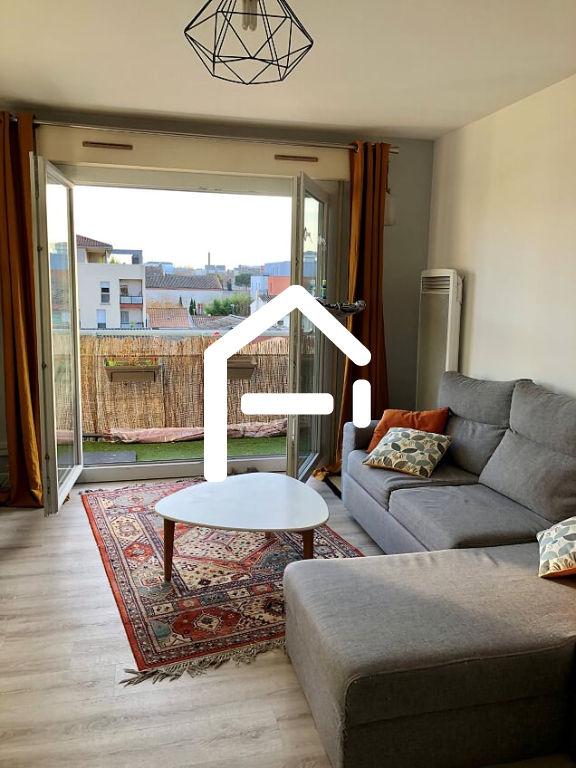 BOURRASSOL Appartement Toulouse 2 pièces 38 m²